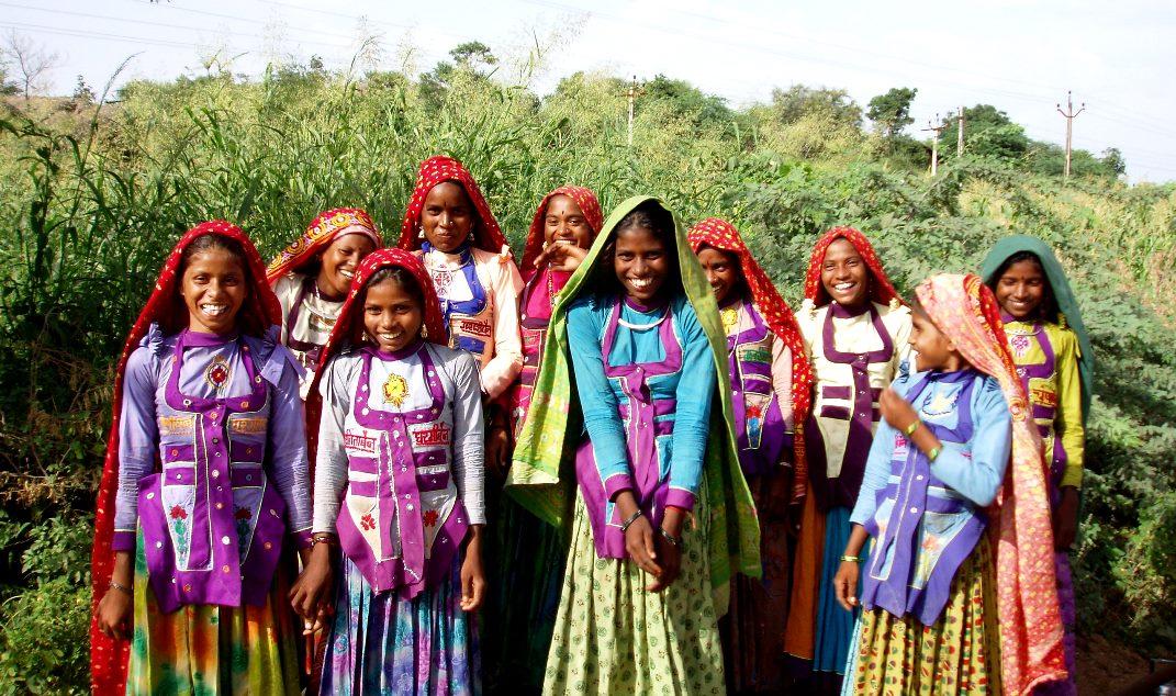 Tribals and Textiles of Gujarat