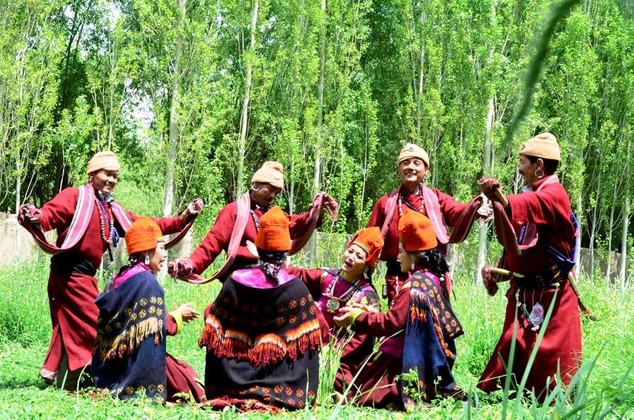 zanskari-dance
