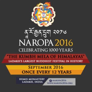 Naropa 2017 - The Maha Kumbh of Himalayas