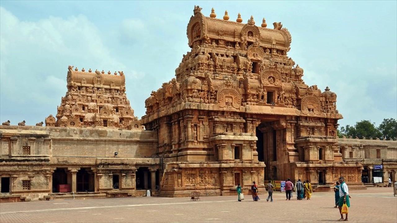 Bridhdiswara Temple tanjore