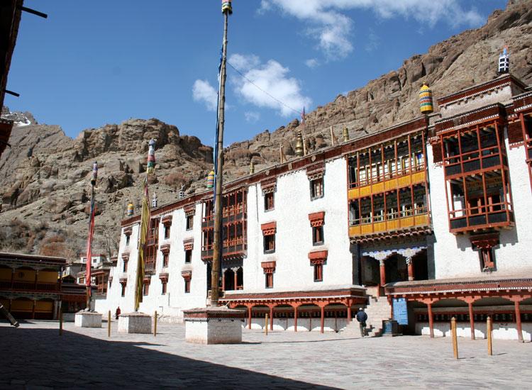 Hemis monastery ladakh