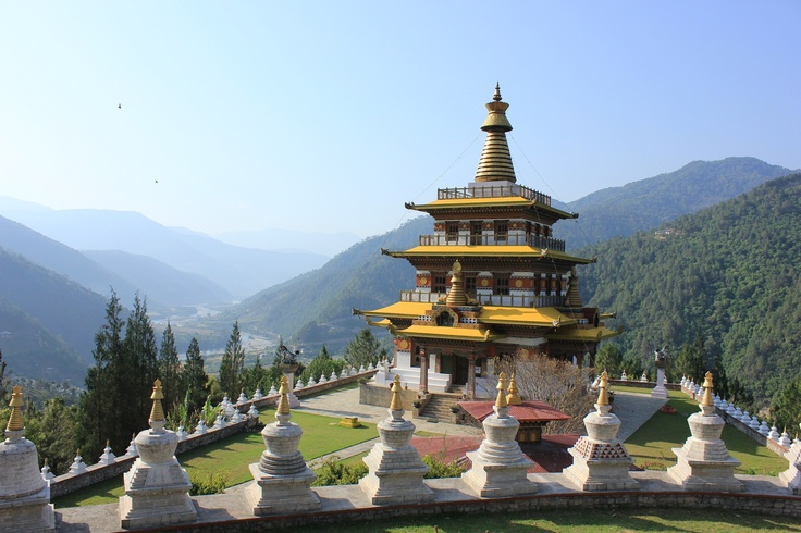 Khamsum Yueley Namgyal Chorten