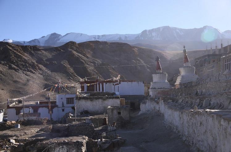 Korzok village