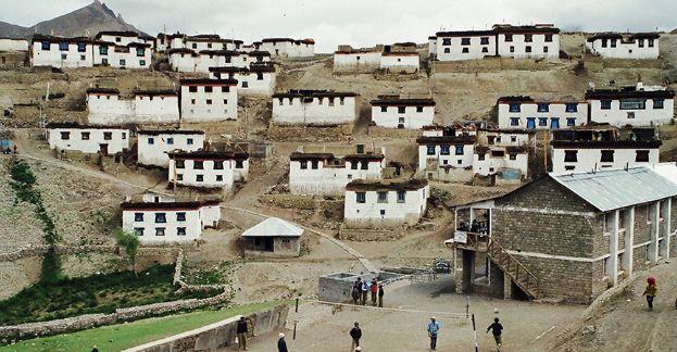 Panamik village ladakh
