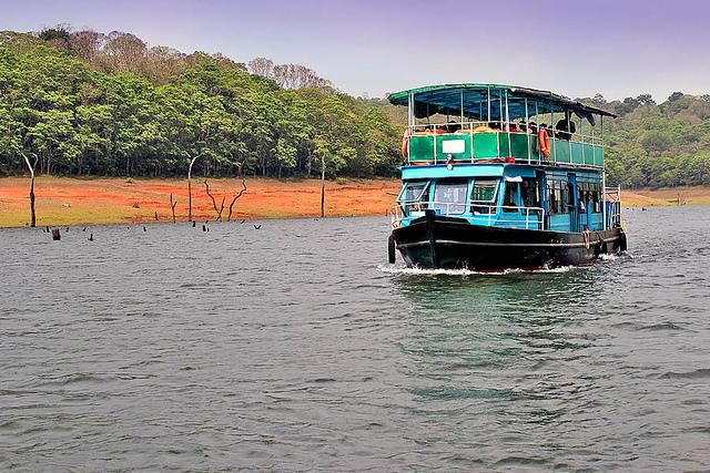 Periyar Lake Boat Ride