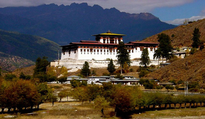 Rimpong Dzong