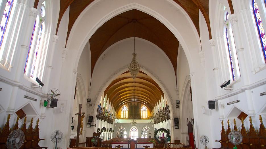 San Thome Catherdal chennai