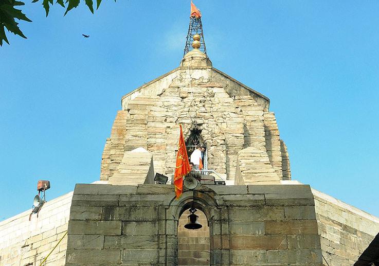 Shankaracharya Temple Srinagar