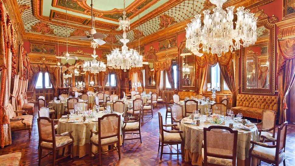 Taj Palace Hotel Udaipur