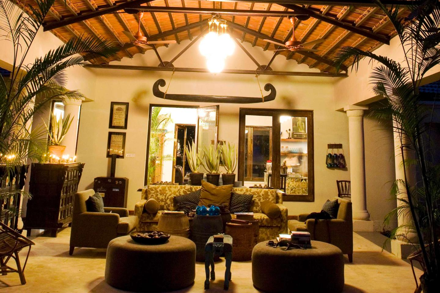 Taj Safaris Baghvan Lodge