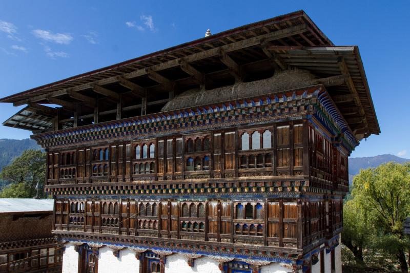 Tang Ugyencholing Palace