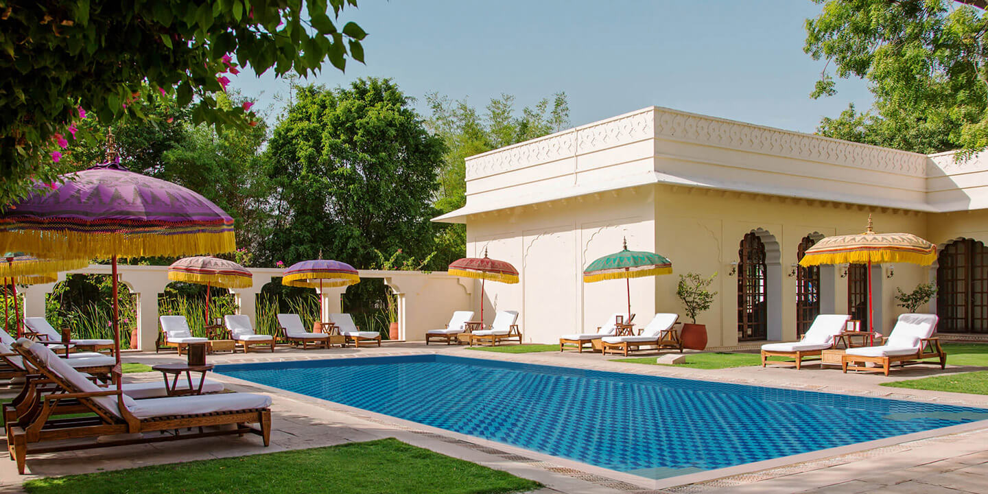 The Oberoi Vanyavilas