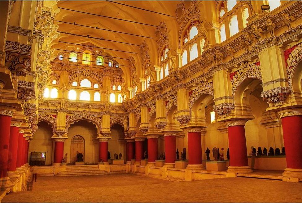 Thirumalai Nayaka Palace