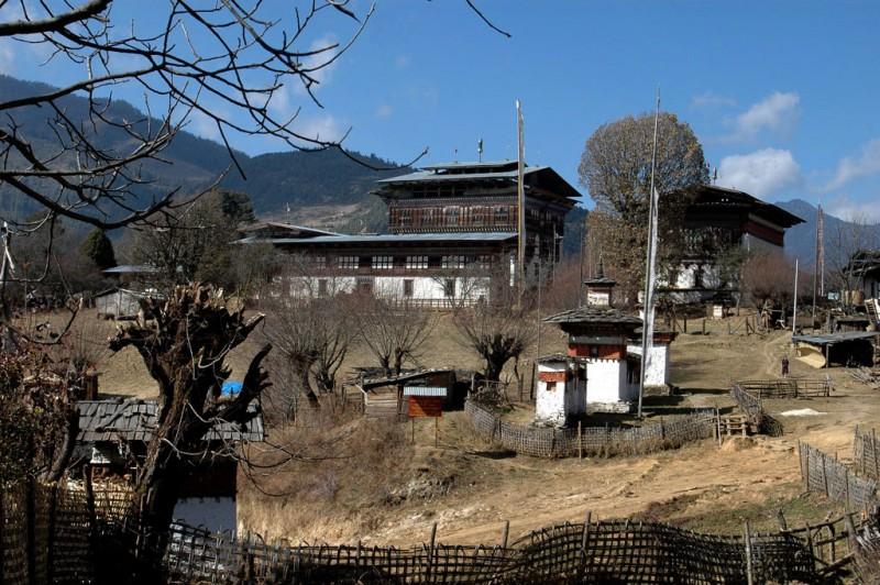 Ugyencholing village