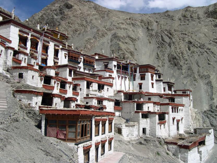 Yuma Changchubling monastery