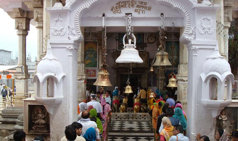 bajreshwari temple kangra