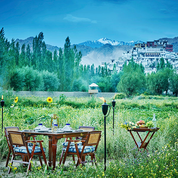 Experience Ladakh with luxurious Chamba Camps