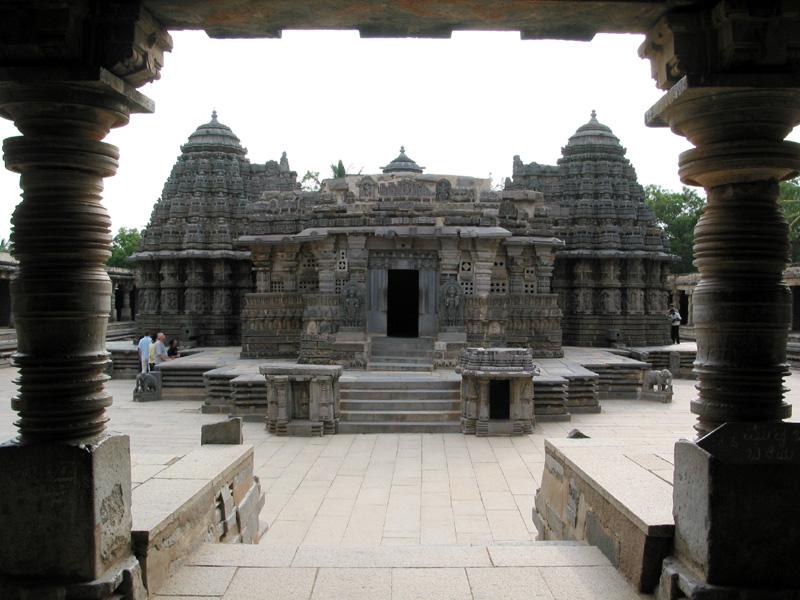 temples at Halebid