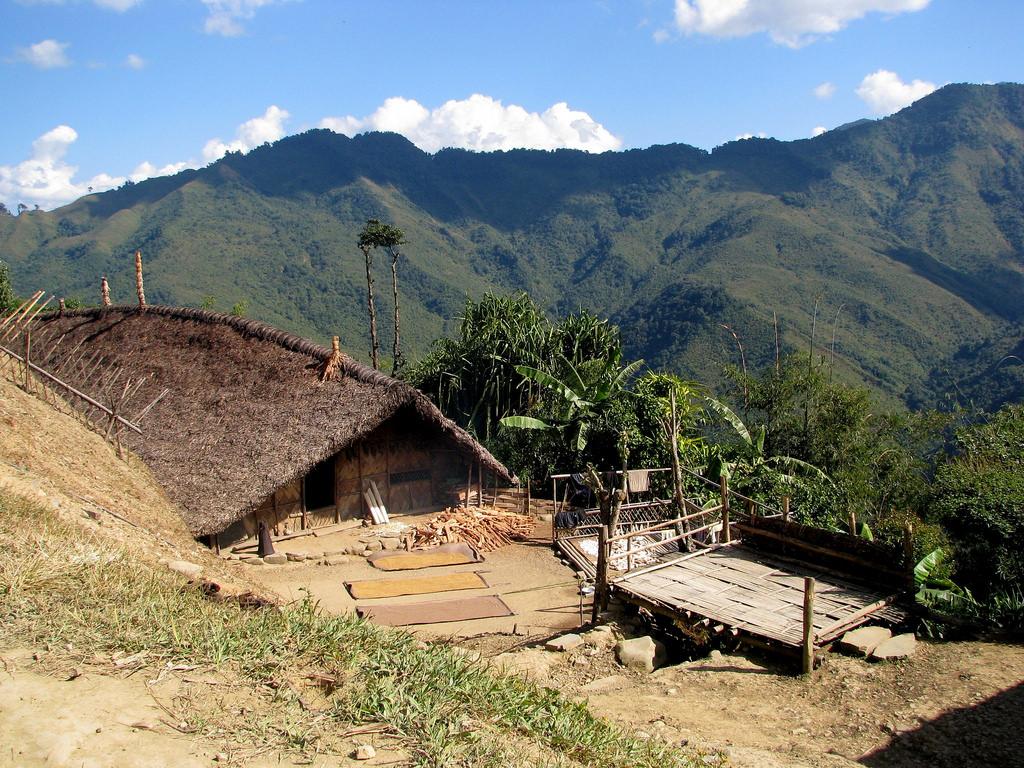 Longwa village