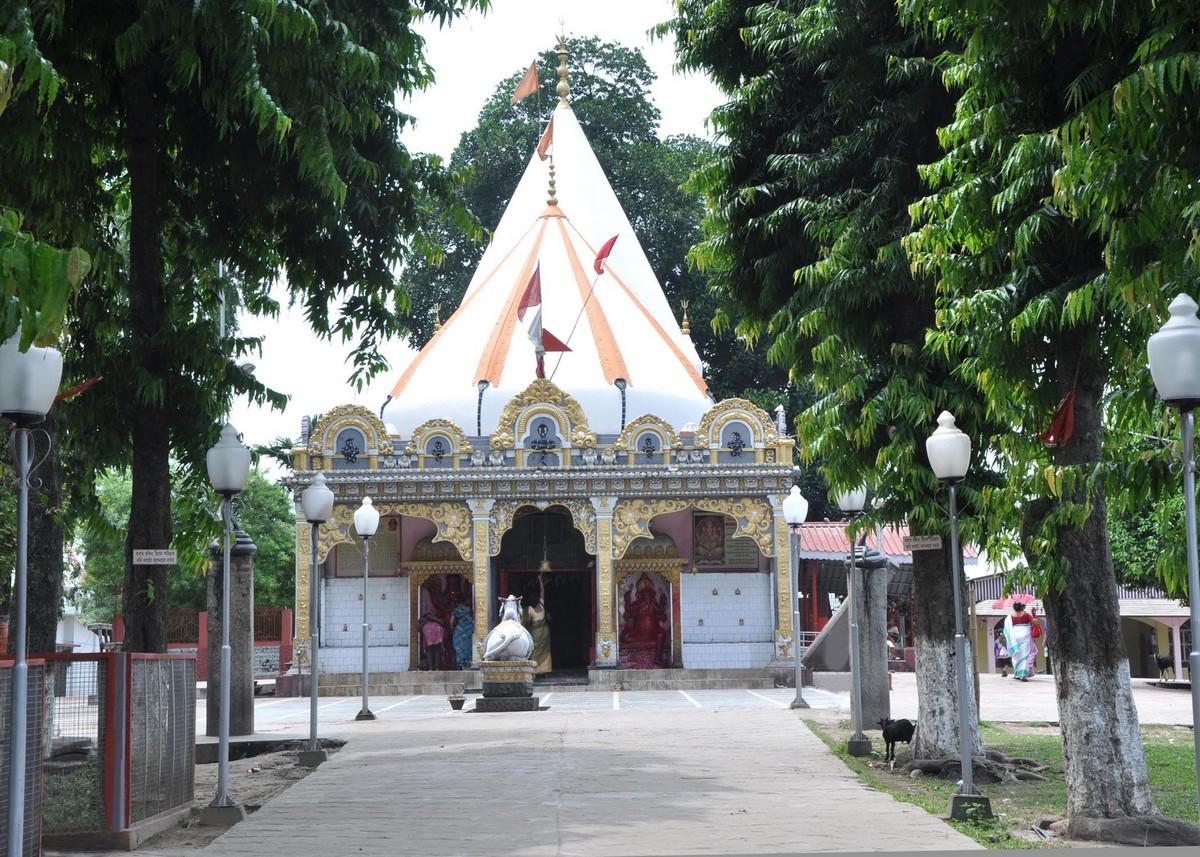 Mahabhairav Temple Tezpur Assam